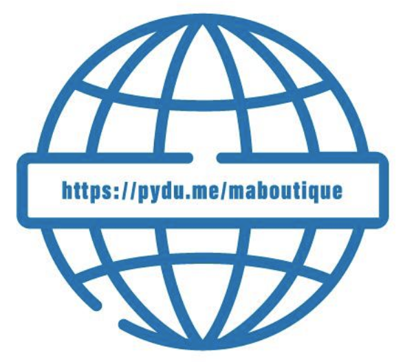 Illustration d'un lien personnalisé Social Shop