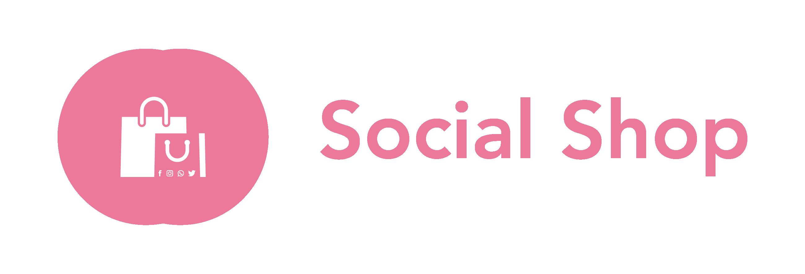 Logo Social Shop